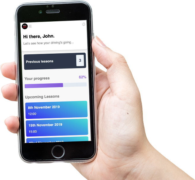 Drive 321 Learner App