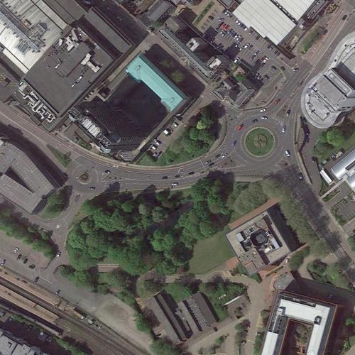 Walton Street Roundabout