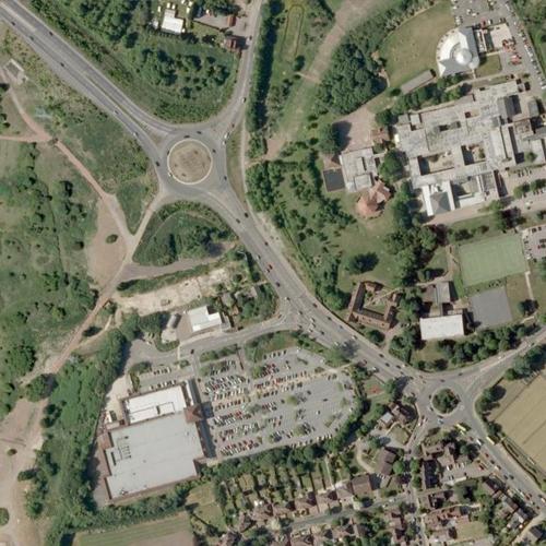 Clapham Road Roundabout