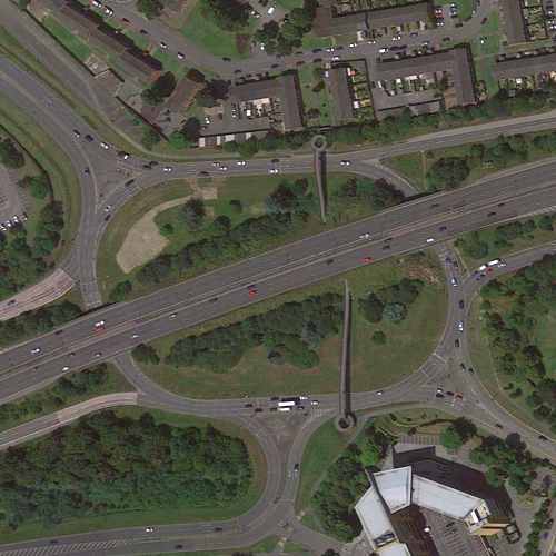 Langley Roundabout