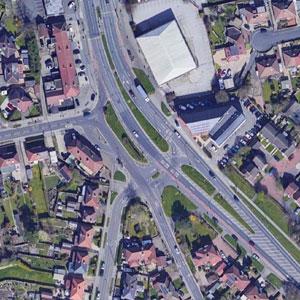 Cross Gates Green Lane Junction
