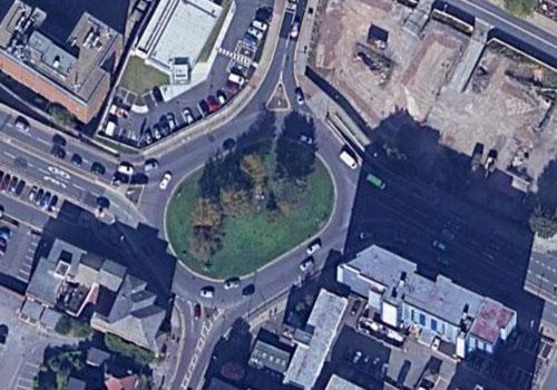 Castle Street Roundabout