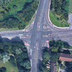 A1055 Junction