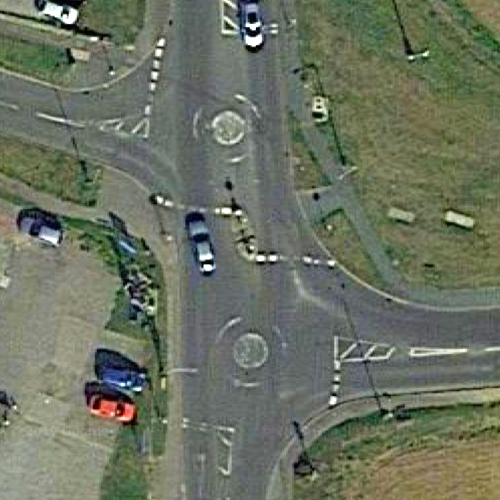 Jaywick Lane Double Roundabout