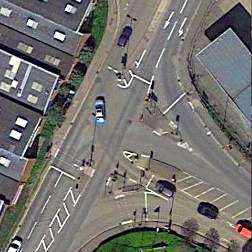 Upper Windsor Street Y Junction