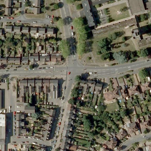 Goldington Road Junction
