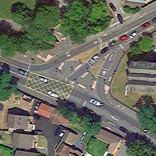 Langley Road Junction via A4