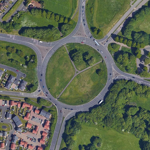 A43 Roundabout