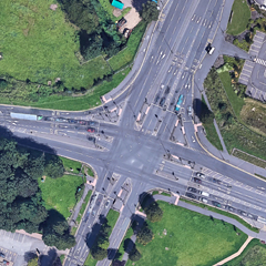 Troon Way Junction