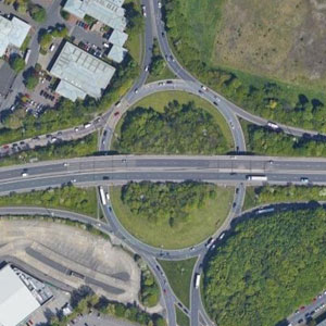 Elland Road Interchange