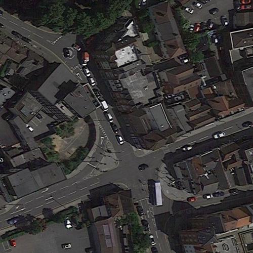 Weald Road Junction