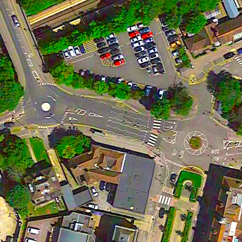 Station Place Roundabout