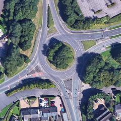 Hamilton Way Roundabout
