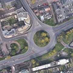 Winston Way Roundabout