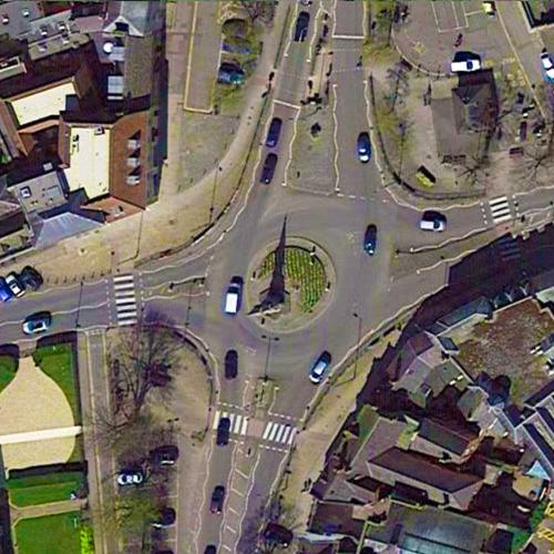 Banbury Cross Roundabout