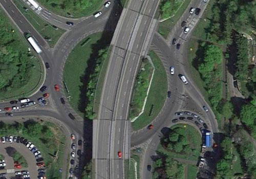 The Running Horse Roundabout