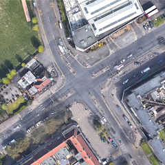 A124 Upney Lane Junction