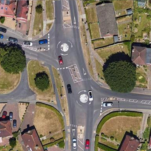 Camp Road Roundabout