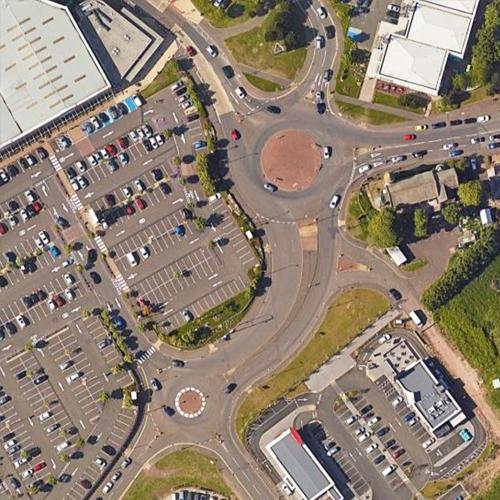 Newcraighall Road Roundabout