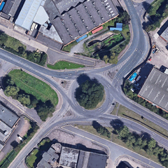 A563 Roundabout
