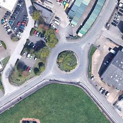 Bayton Road Roundabout