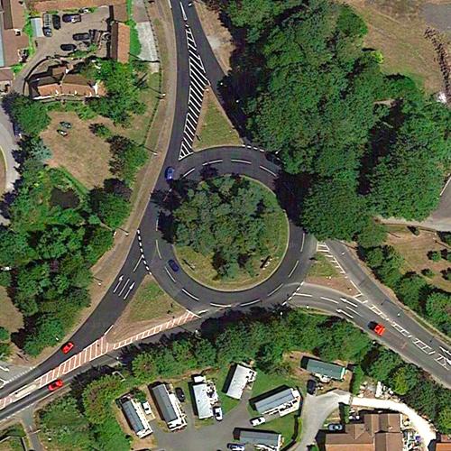Staxton Roundabout